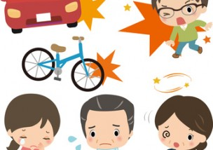 交通事故と後遺症