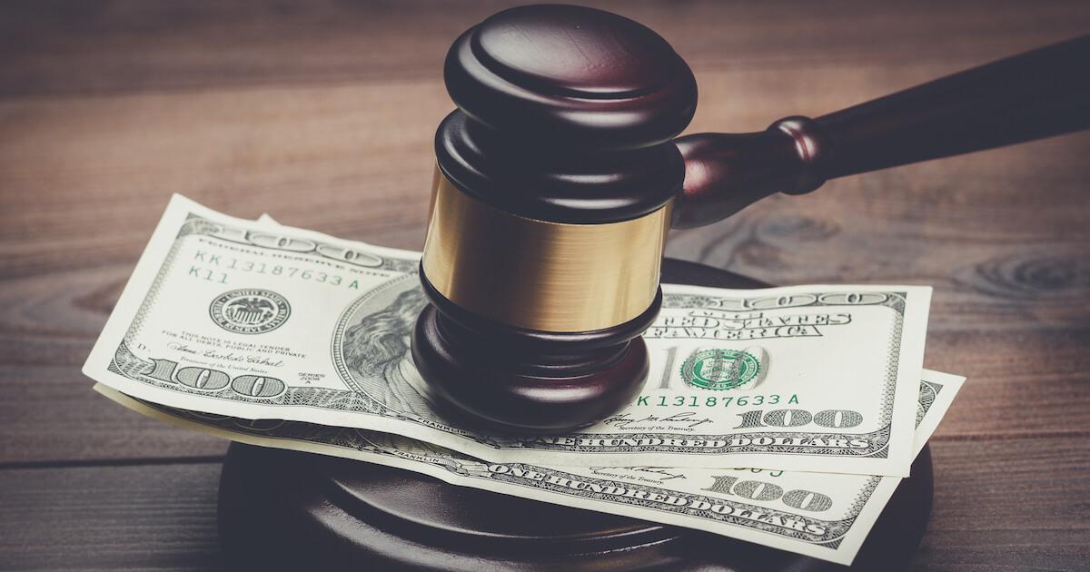 プロミスへの過払い金返還請求の依頼にかかる弁護士費用