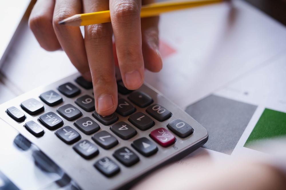 遺留分の計算方法について