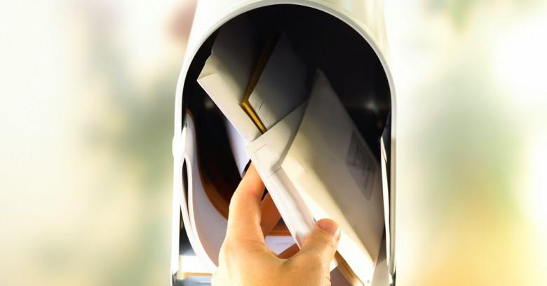 離婚届 郵送