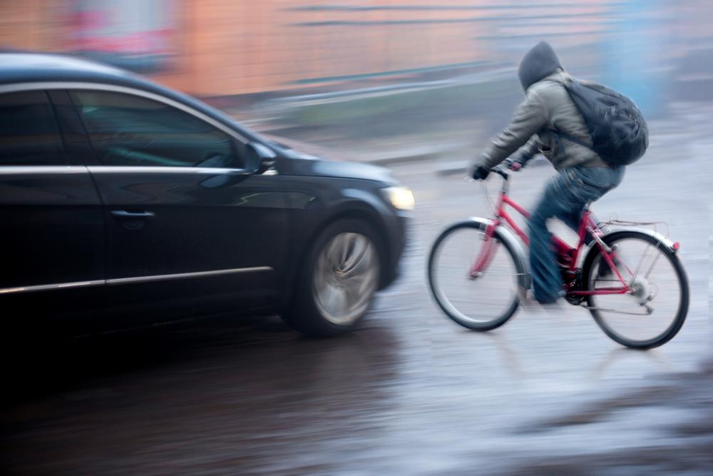 自転車事故の場合でも慰謝料請求はできる?