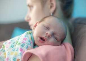 産後クライシス