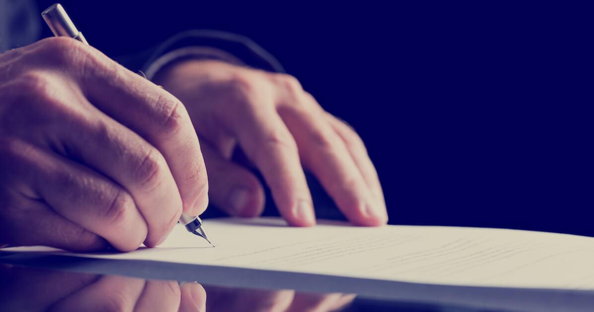 不倫相手に書かせる不倫、浮気防止の誓約書のポイント