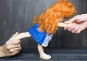 離婚 子供 影響