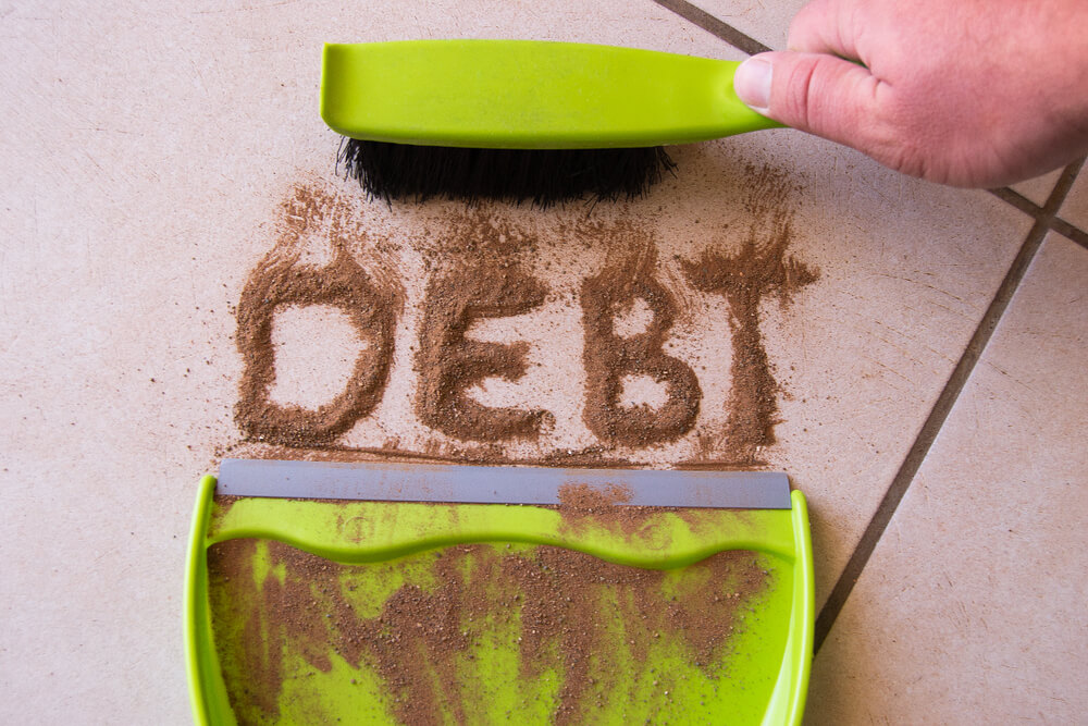 脱サラに失敗…借金の返済が厳しいときは債務整理を!