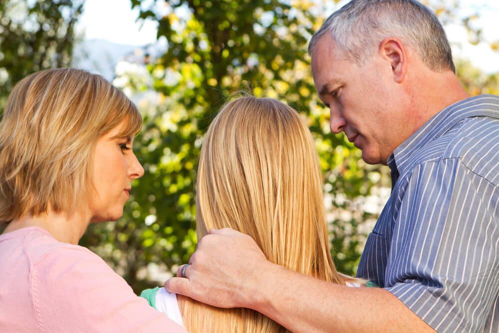 子どもがいじめにあった際の親の対応