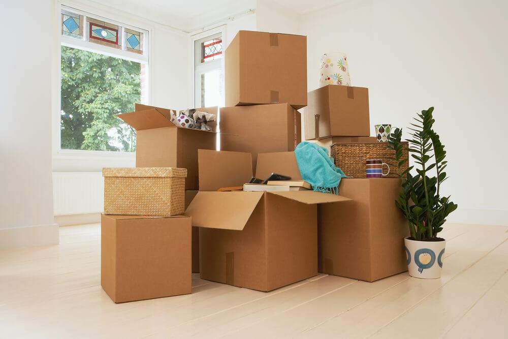 家賃の安い家に引っ越しをする