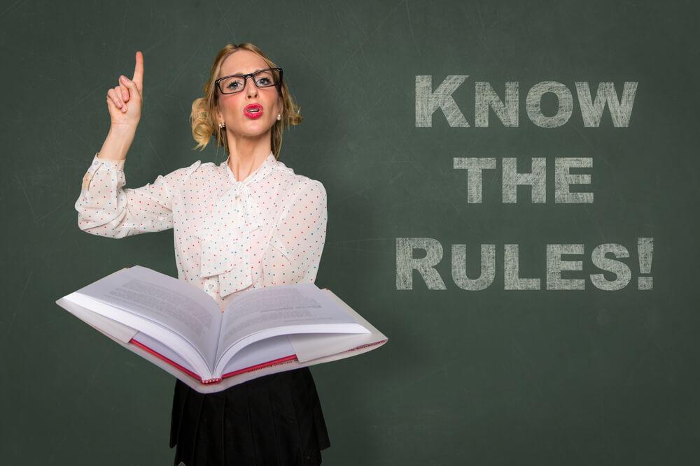 注意すべき接見時のルール