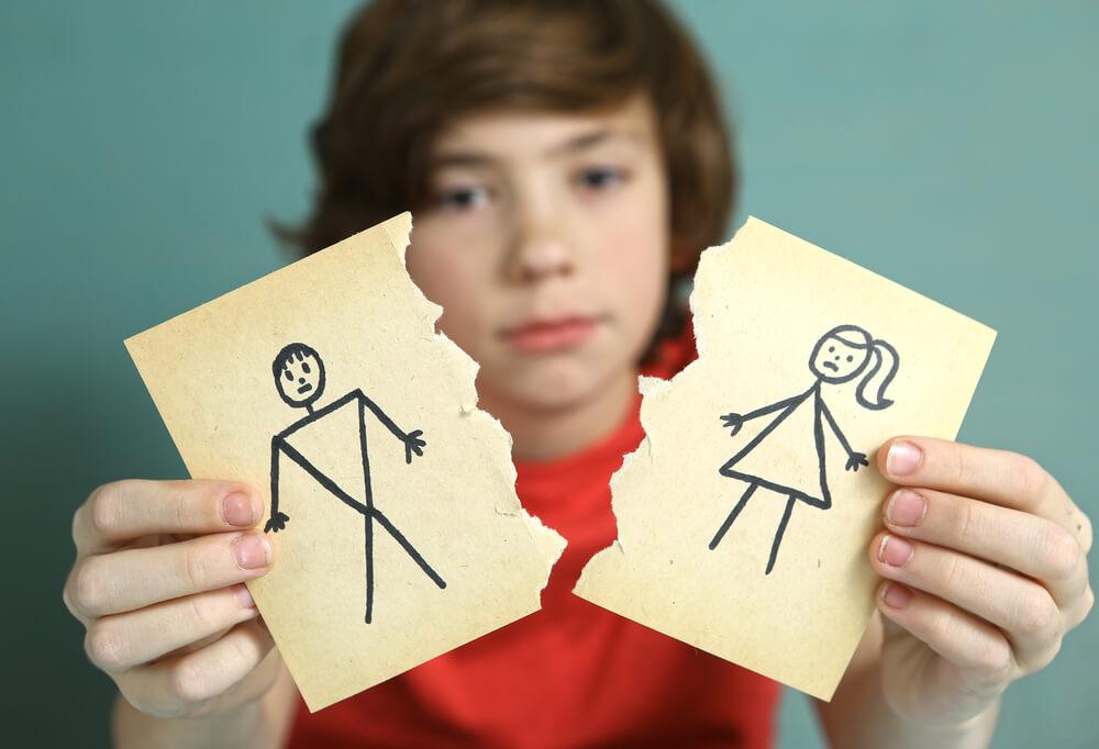 親に離婚された子どもの気持ち