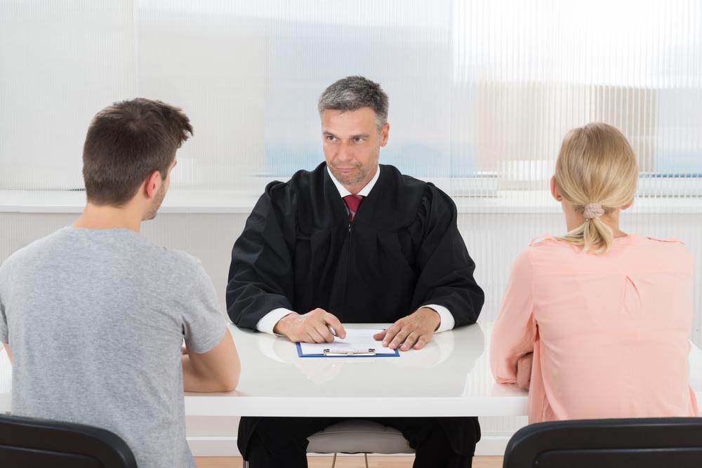審判離婚の流れ