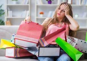 ストレス買い物