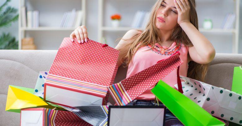 ストレスによる買い物が止まらない!克服する方法を徹底解説