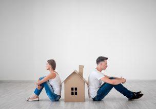 新築離婚とは|マイホームを建てたばかりの人が心得ておくべき5つのこと