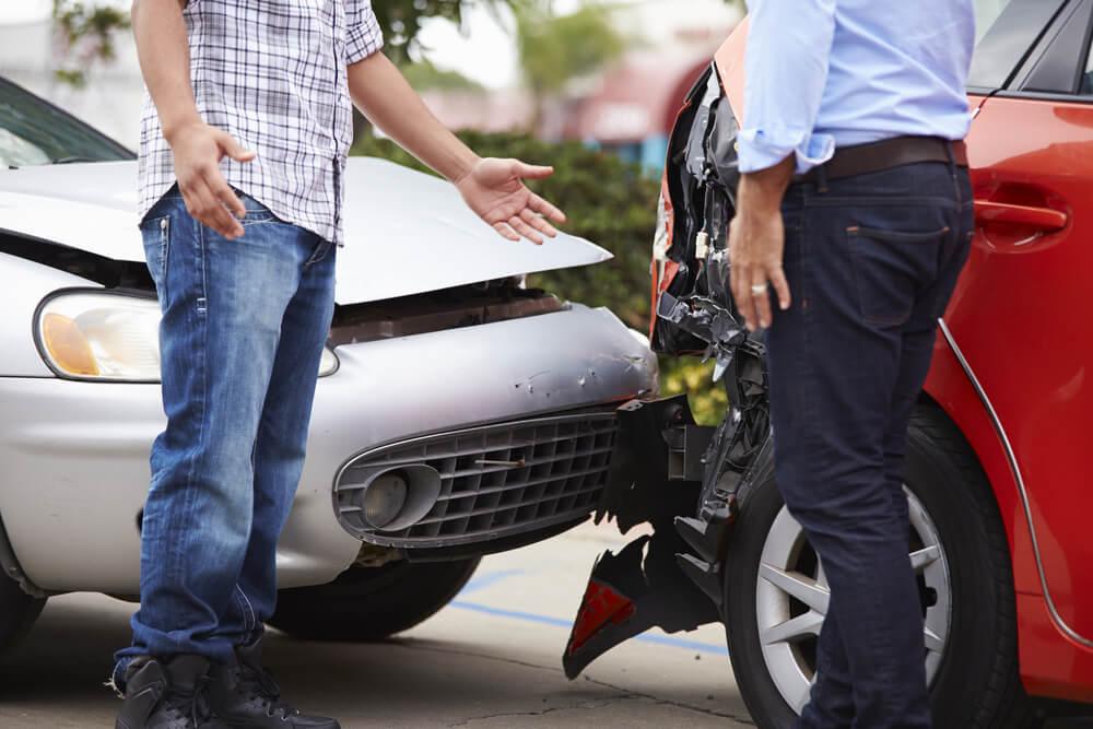 交通事故での過失相殺