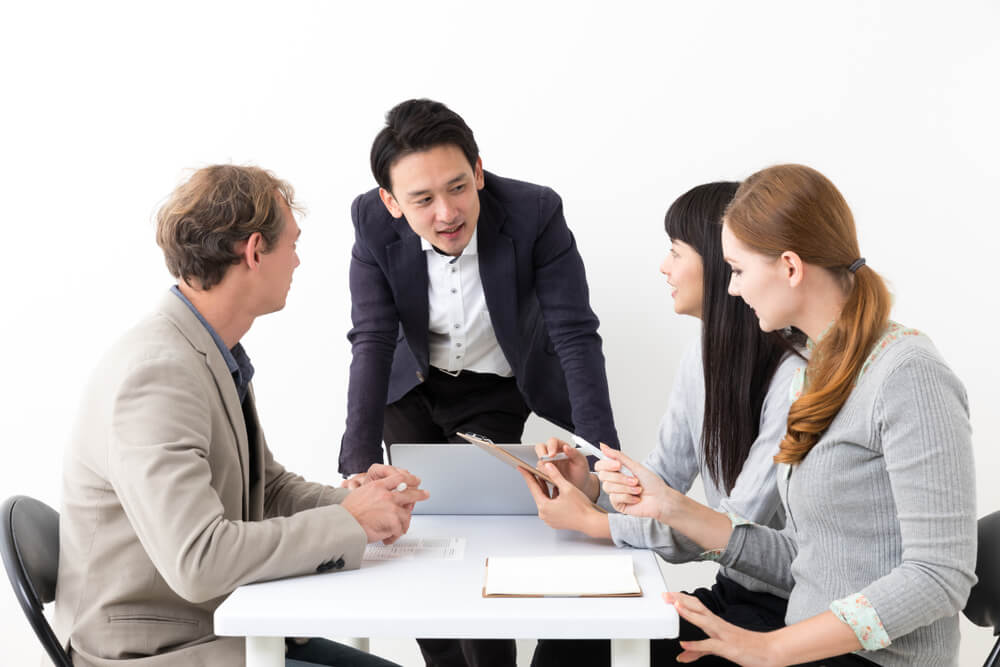 事業主が努めるべきこと|外国人の雇用管理