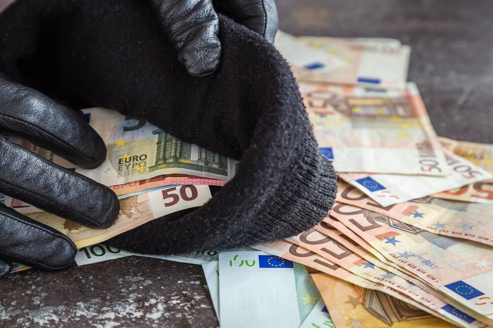 振り込め詐欺の認知件数、被害額