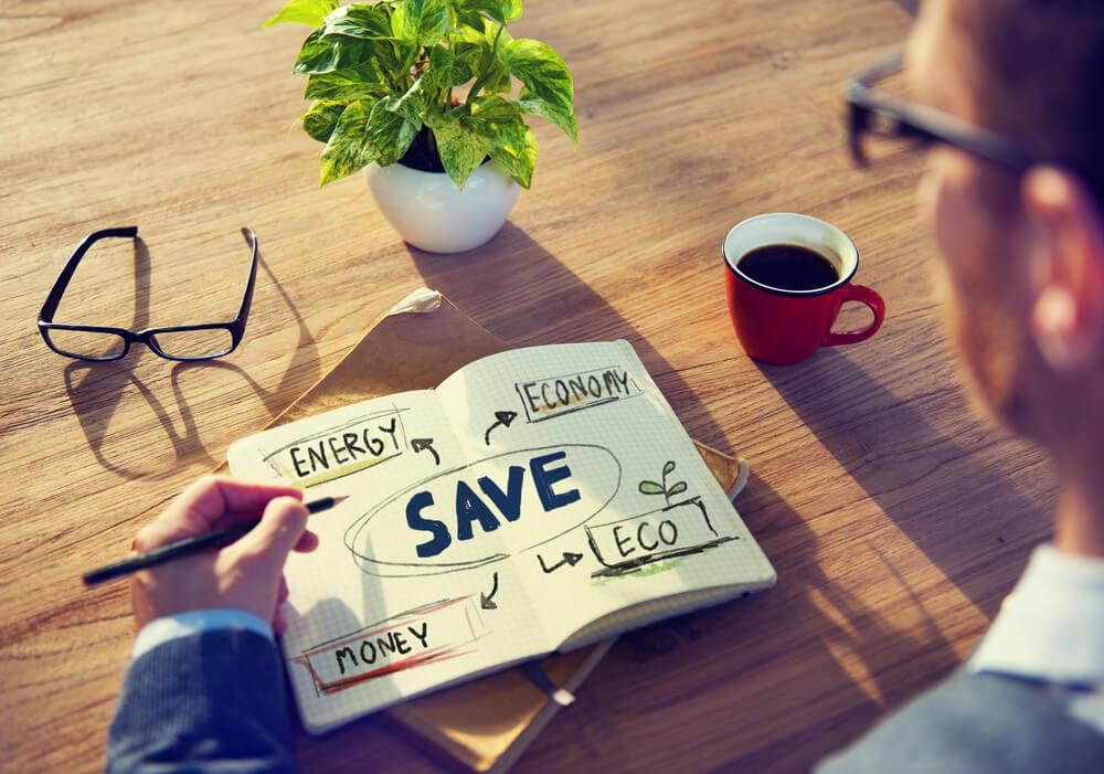 生活費を節約する手順