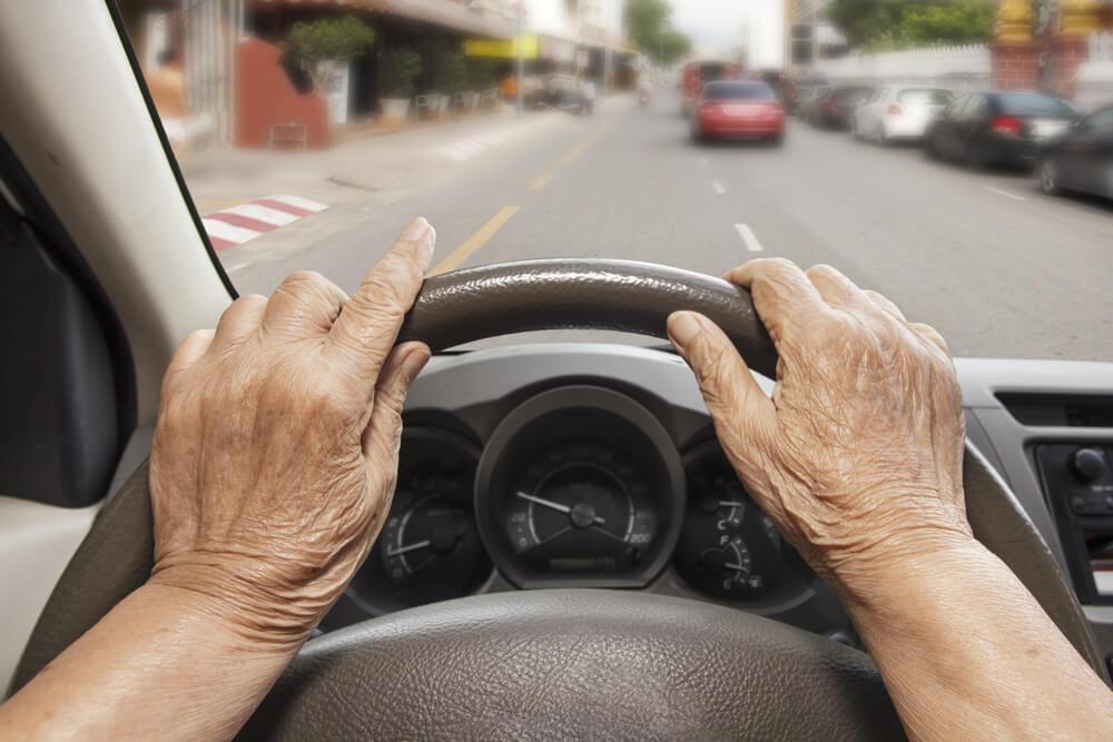 実例!高齢者ドライバーによる交通事故