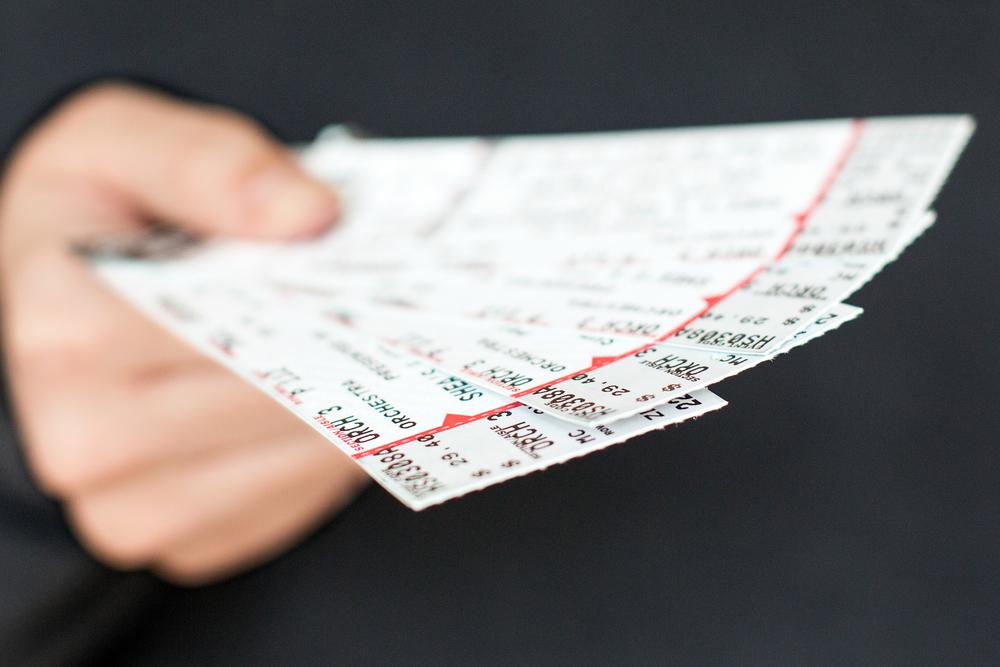 チケット転売の問題点とは?