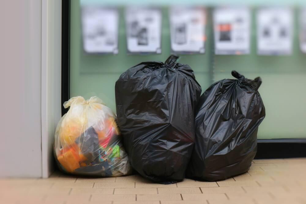 不法投棄、廃棄物とは
