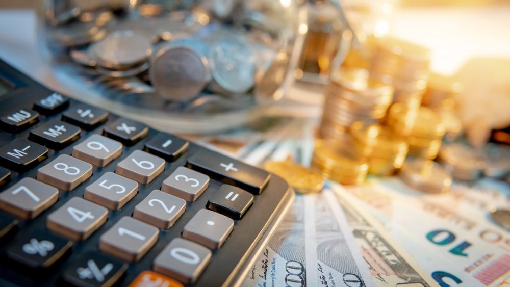 5.「相続税の総額」を求める:仮の相続税の総額を求め、各相続人に配分