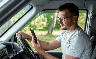 運転中のながらスマホが厳罰化!罰則、反則金、違反点数はどう変わる?