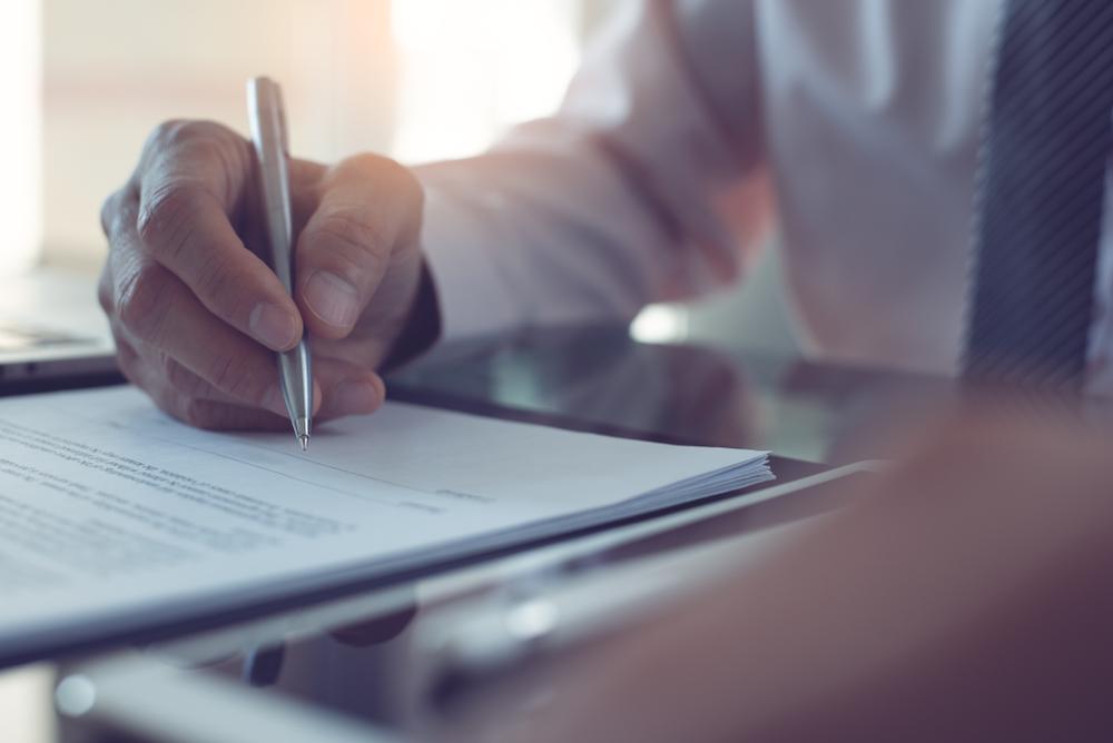 相続税還付請求での必要書類は相続税申告書だけ!