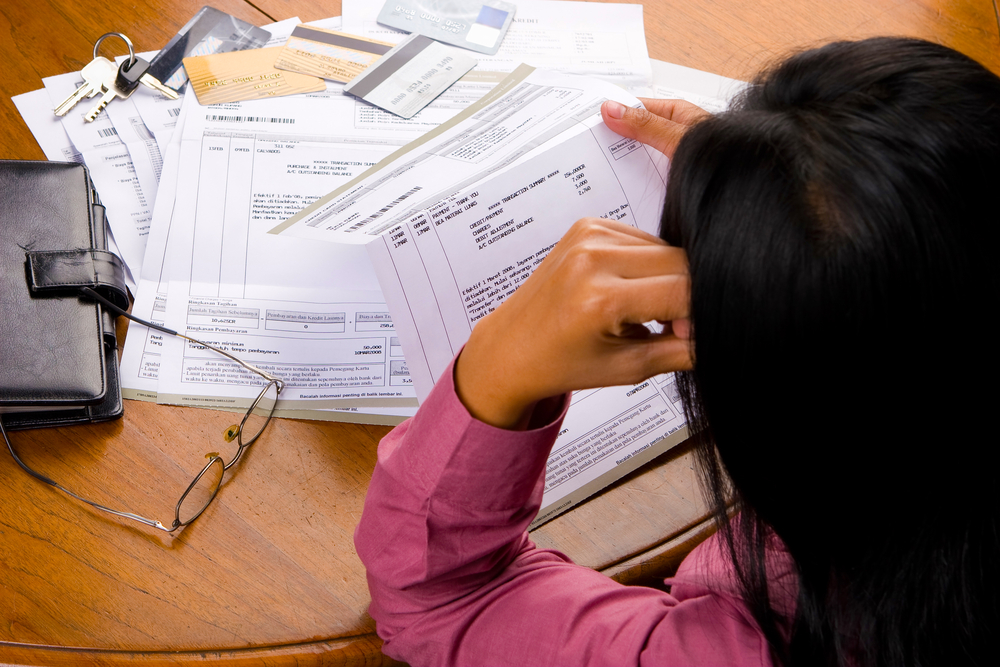 利用残額のあるクレジットカードを任意整理するとどうなるのか?