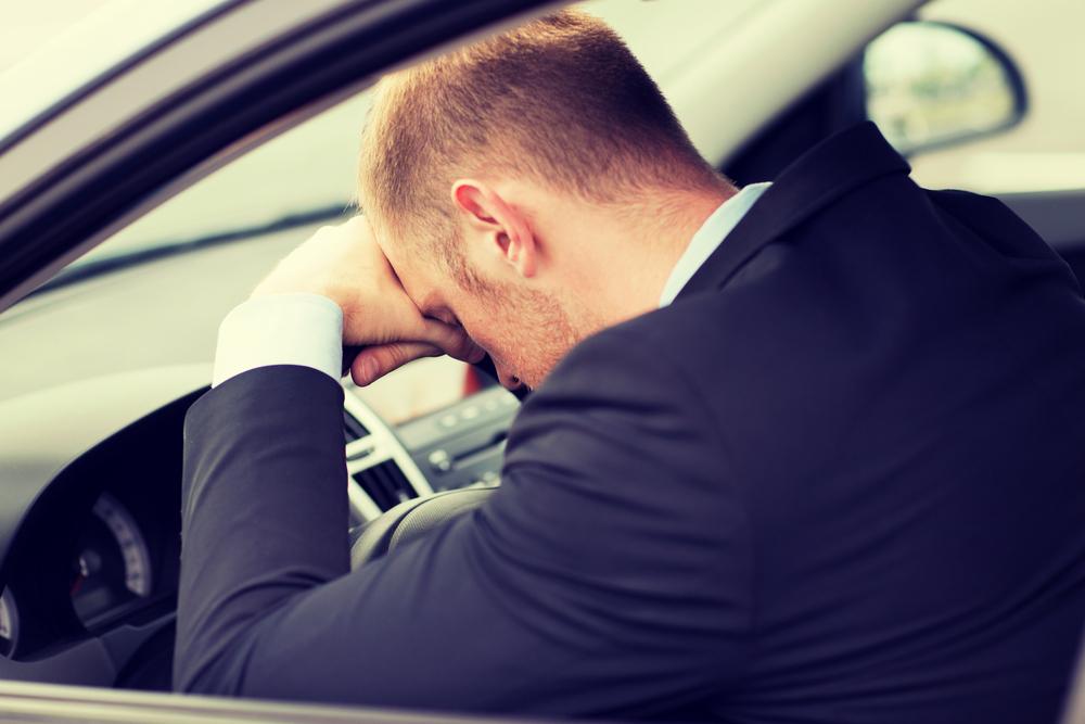 タクシー運転手による交通事故の件数