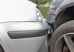 交通事故 軽傷
