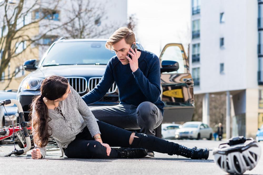 加害車両が任意保険未加入の人身事故