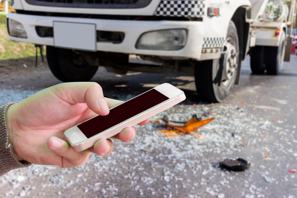 トラック事故に遭った場合に知っておきたいこと5つ