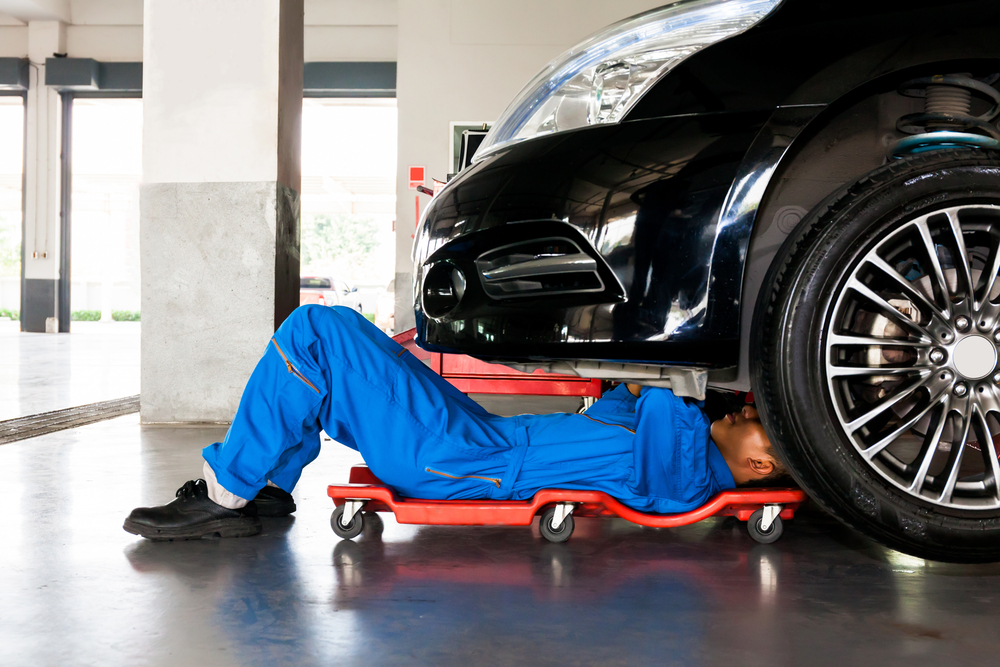 交通事故の物損を解決する流れ