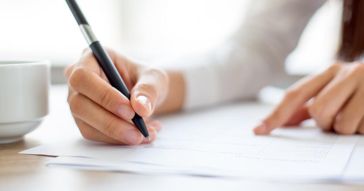 協議が調ったら離婚協議書を作成