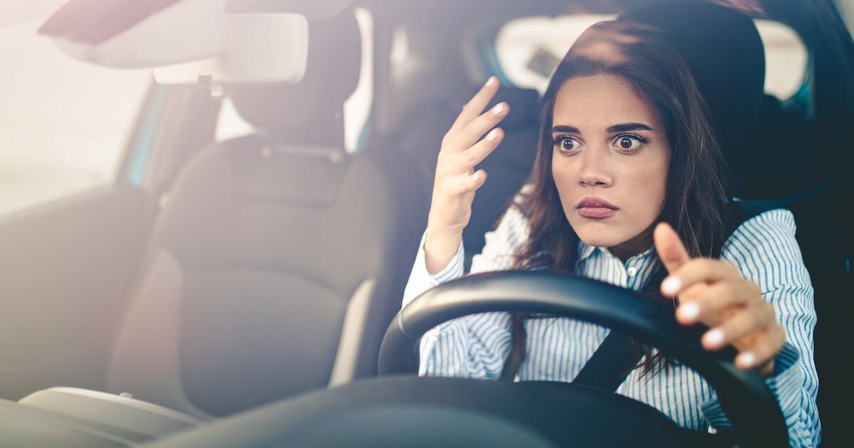 煽り運転の加害者とならないために注意すべきこと