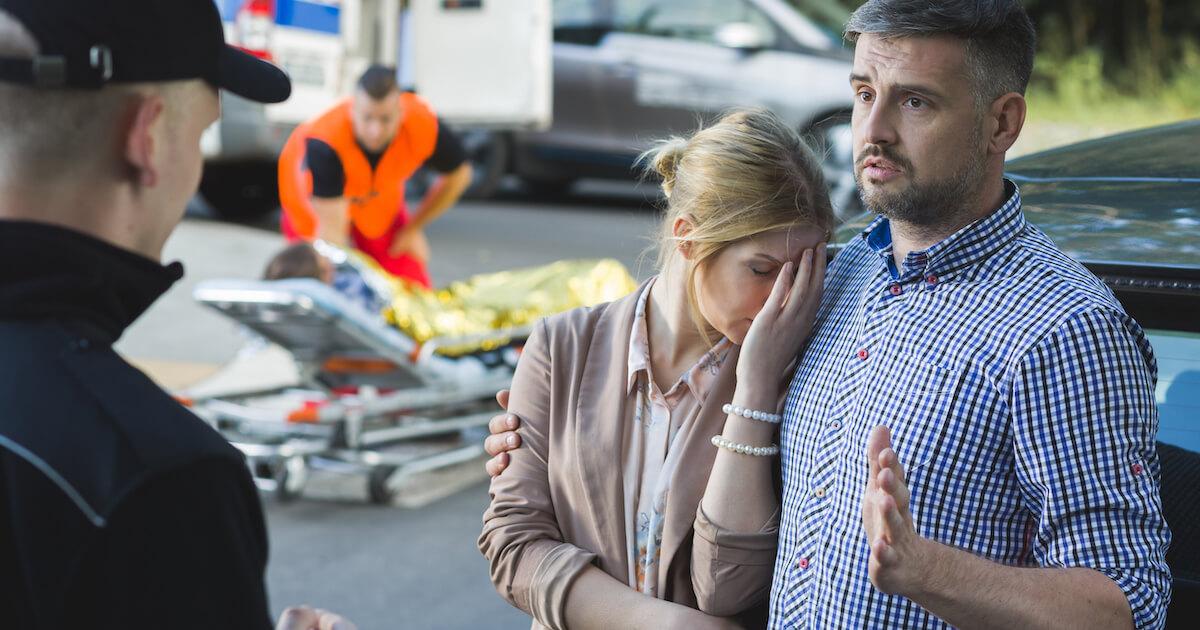 交通事故にあったときに避けるべき3つのこと