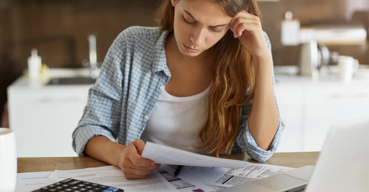 金銭感覚のない嫁がもしも借金をしてしまったら?