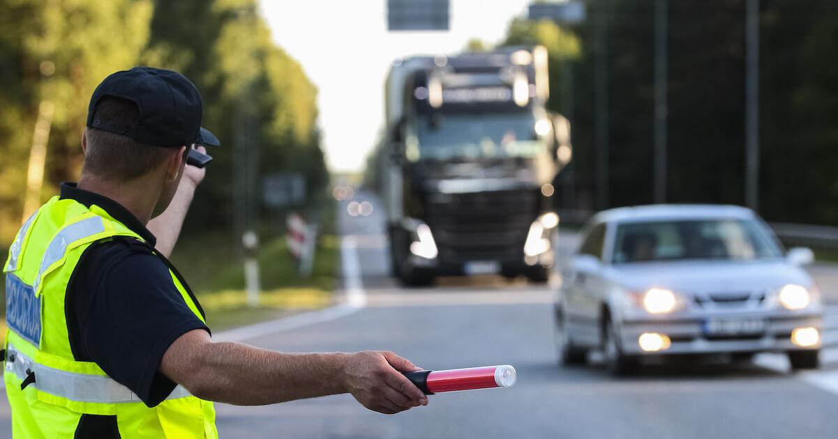 2020年6月、煽り運転は厳罰化された