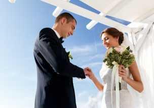 再婚 結婚式