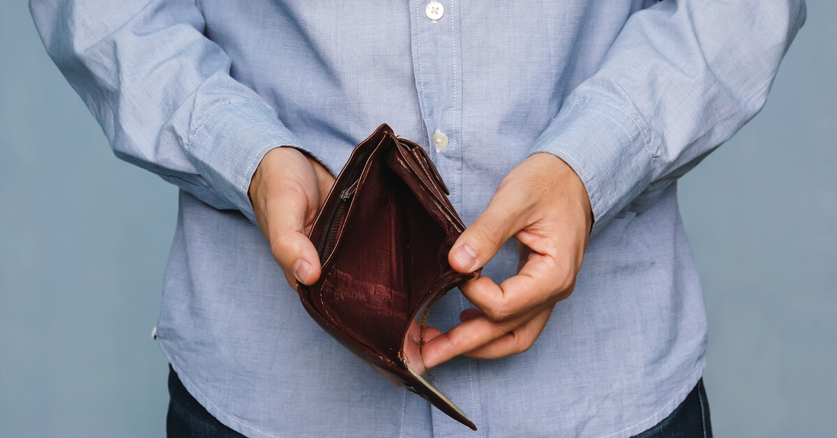 債務整理中にお金が足りなくなったらどうすべきか?