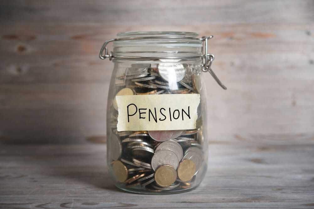 年金を担保に入れることは禁止
