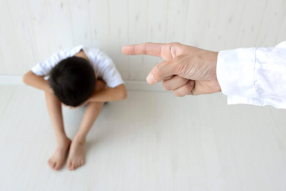 児童虐待での逮捕実態をみる前に〜児童虐待の定義