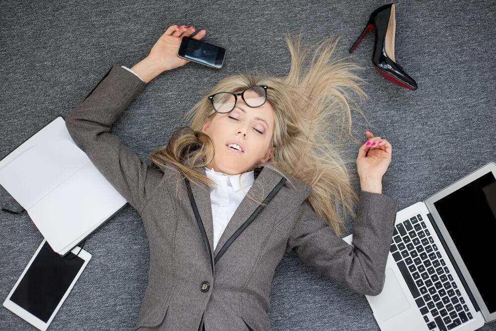 過労死の危険性のあるラインを知ろう
