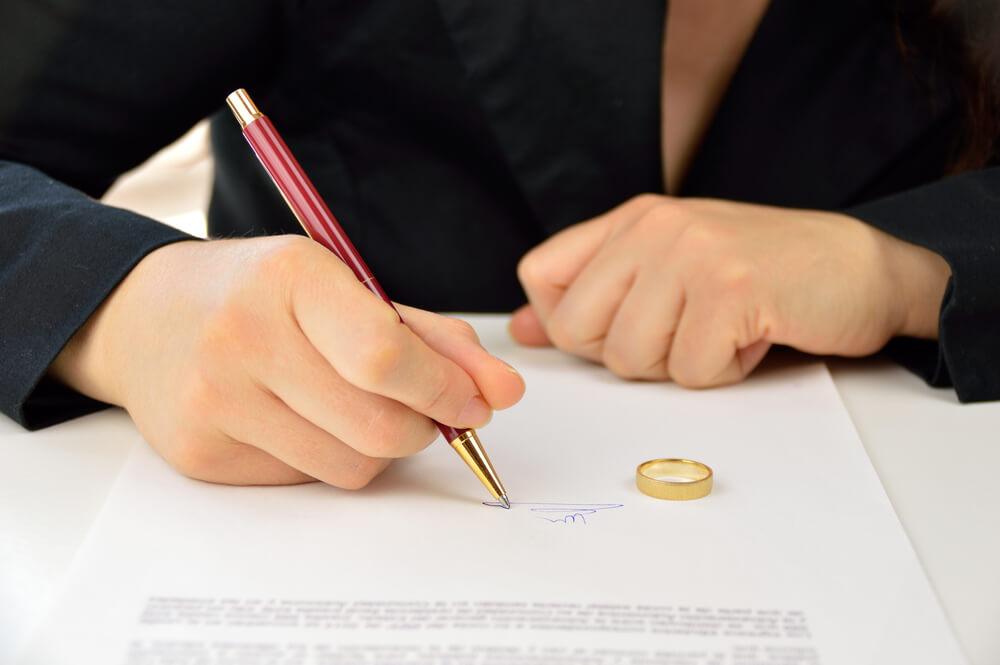 離婚届の書き方