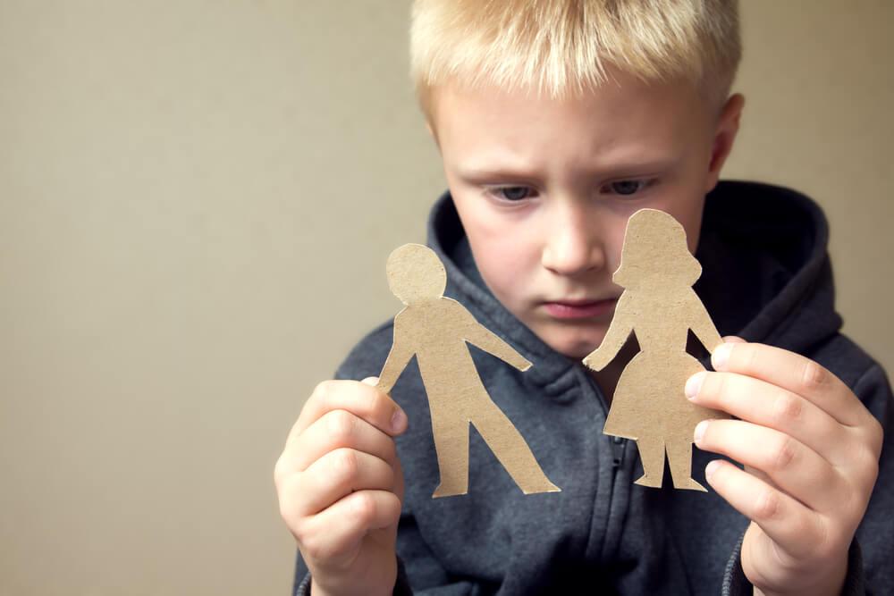 家庭内別居が与える子供への影響