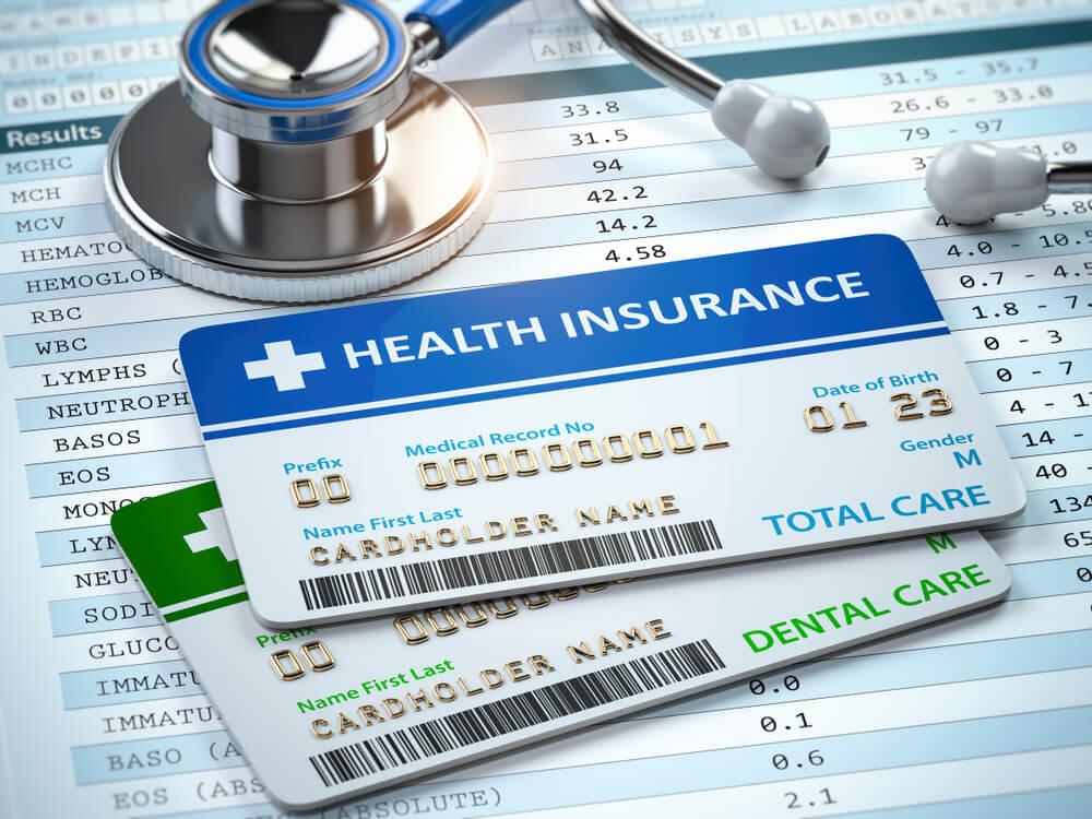 健康保険を使うとどうなる?