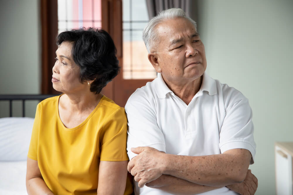 熟年離婚率について知る前に|熟年離婚の定義とは?