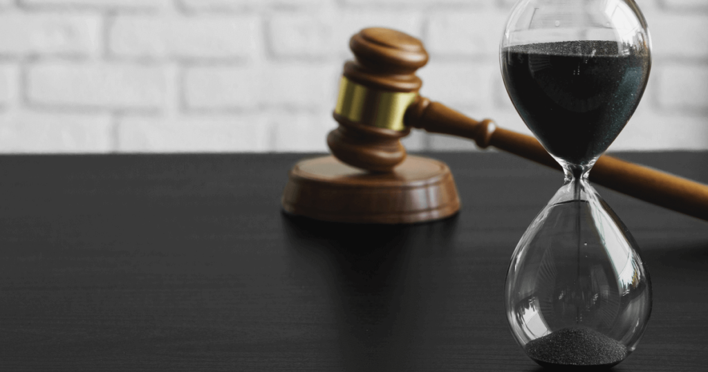 過払い金の裁判にかかる時間
