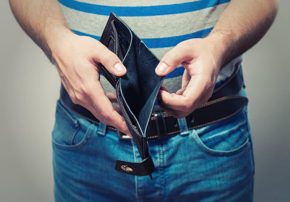 自己破産後5年間は借入れが難しい理由