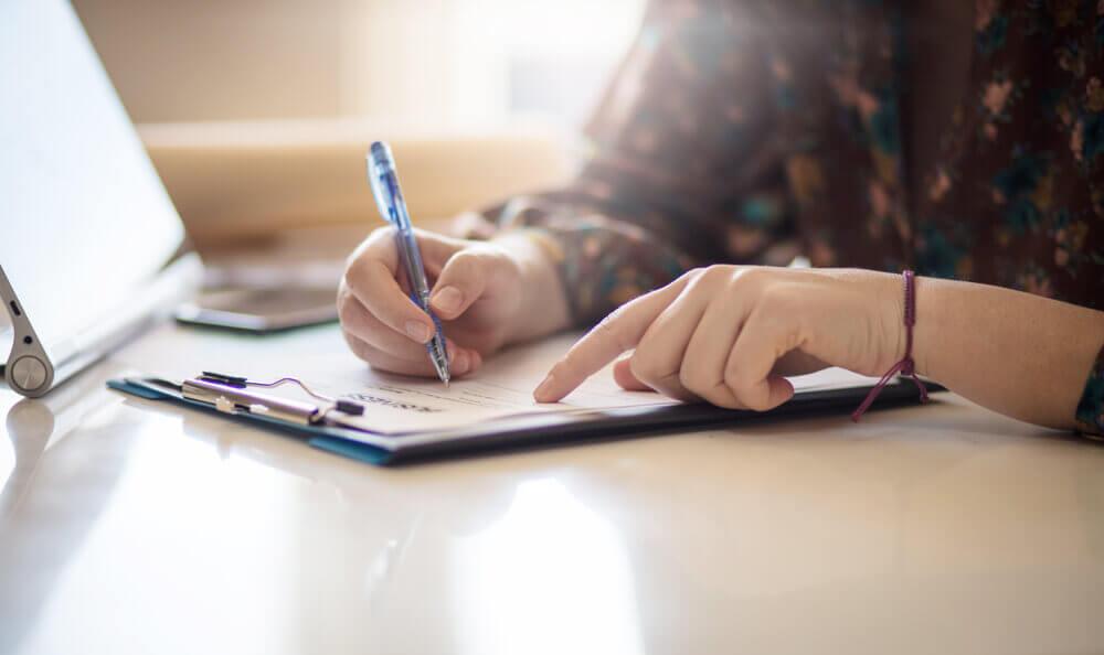 個人情報の第三者提供に関する同意書の雛形と書き方